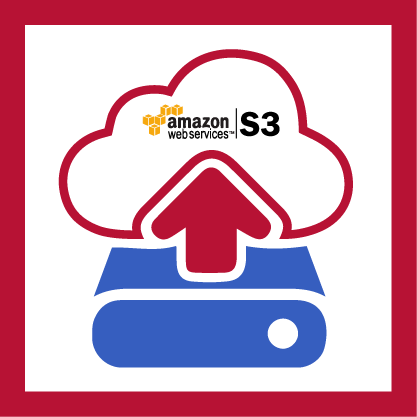 See detail page for MCF Sync for Amazon S3