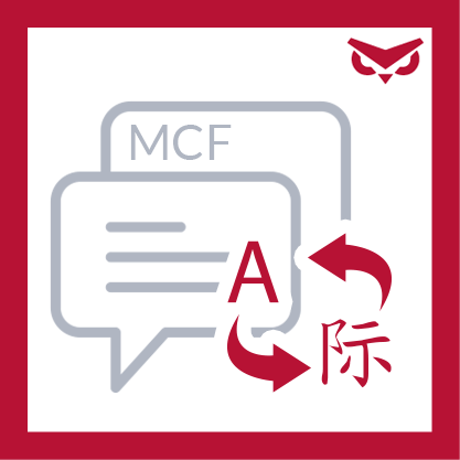 MCF Translator App Logo