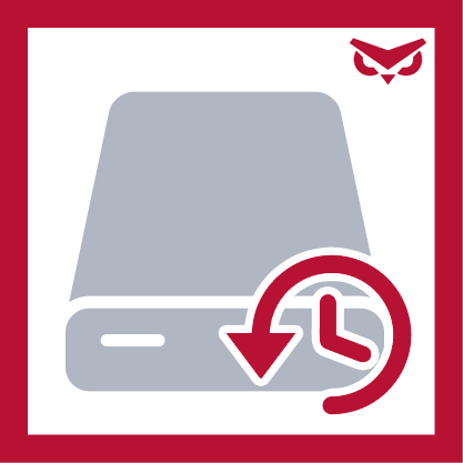 Backup for Quick Base Files App Logo