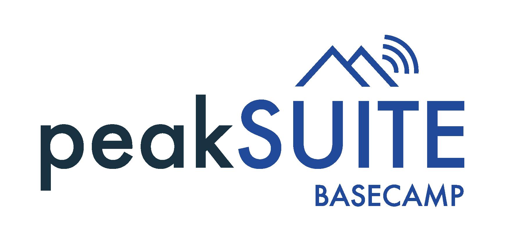 peakSUITE | Basecamp App Logo