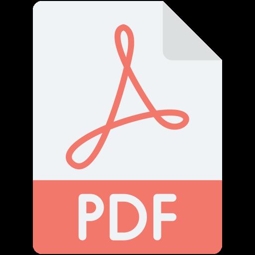 .pdf Generator App Logo