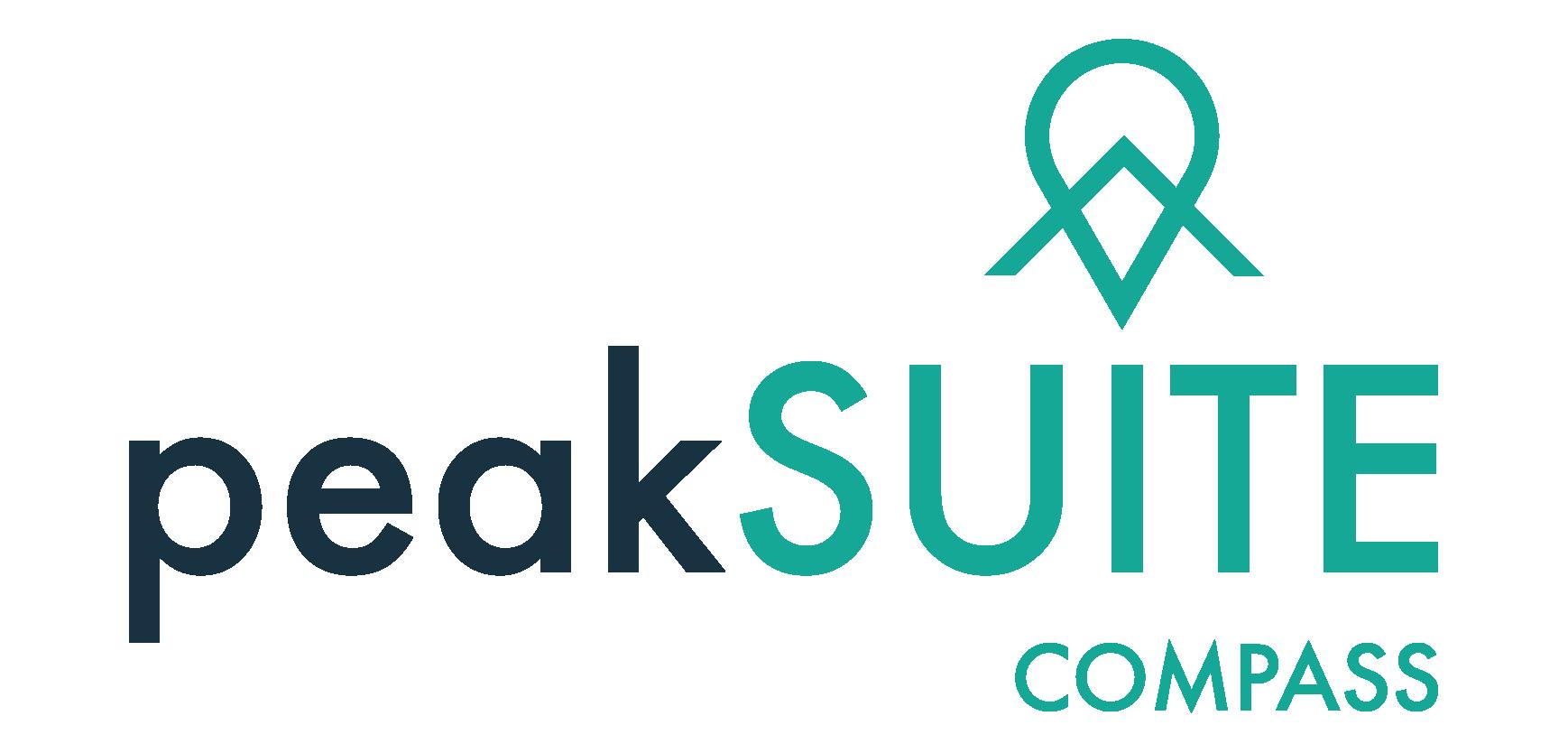 peakSUITE | Compass Logo