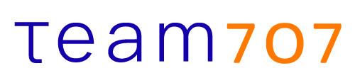 Team707 Logo
